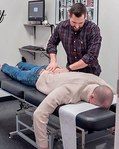 Process of health and healing at Enlighten Chiropractic